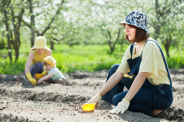 Idees per gaudir del teu jardí amb nens