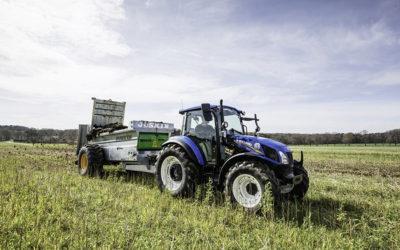 Aprofita ara i renova la teva flota de tractors i recol·lectores amb les promocions de New Holland
