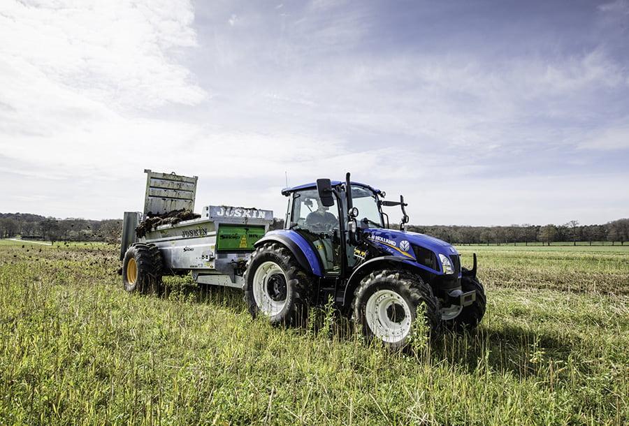 Aprovecha ahora y renueva tu flota de tractores y cosechadoras con las promociones de New Holland