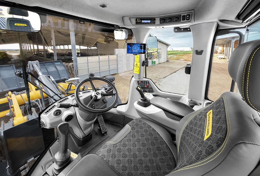 Dynamic Command ™, una nova generació de tractors