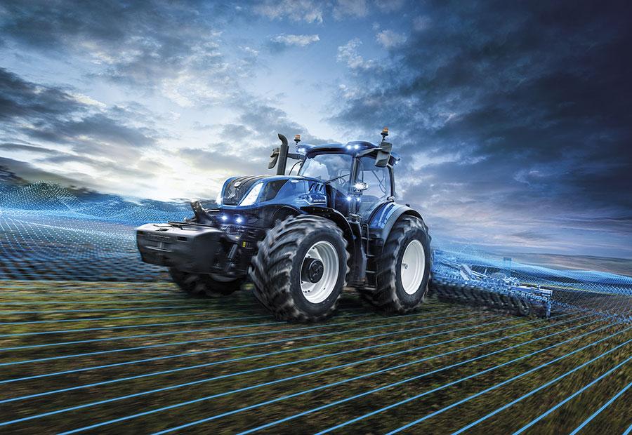 El nuevo T7 HEAVY DUTY, el tractor de la próxima generación